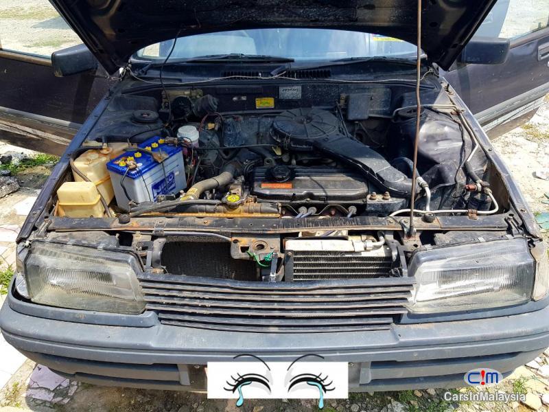 Proton Iswara 1.3-LITER FUEL ECONOMY AEROBACK CAR Manual 2001 in Malaysia