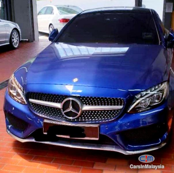 Pictures of Mercedes Benz C300 2.0-LITER LUXURY COUPE SPORTBACK Automatic 2017