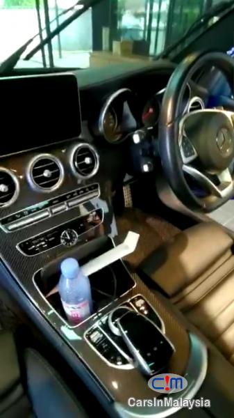 Mercedes Benz C300 2.0-LITER LUXURY COUPE SPORTBACK Automatic 2017 in Kuala Lumpur