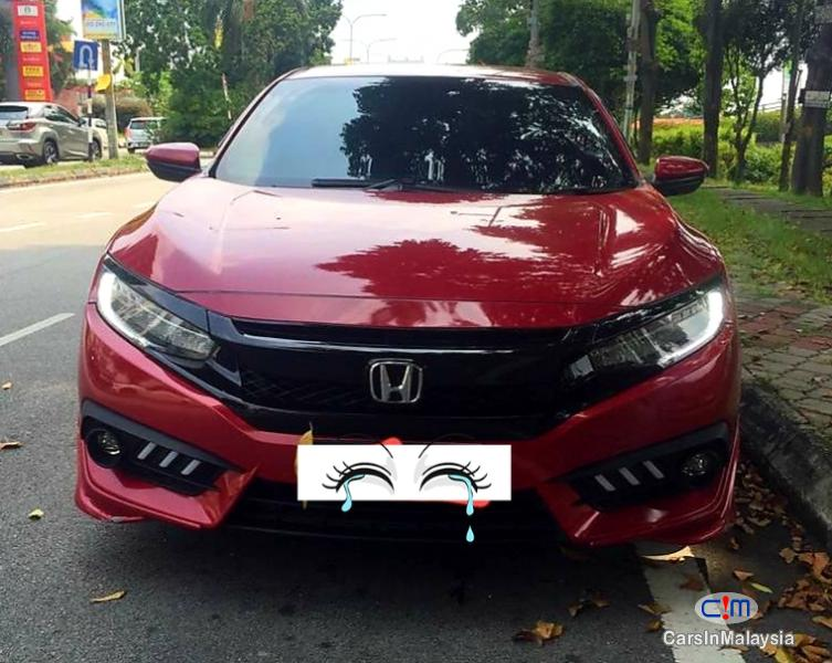 Picture of Honda Civic 1.5-LITER TCP TURBO BEAUTIFUL SEDAN Automatic 2016