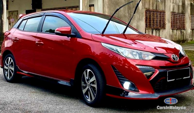 Picture of Toyota Yaris 1.5-LITER ECONOMY HATCHBACK Automatic 2020