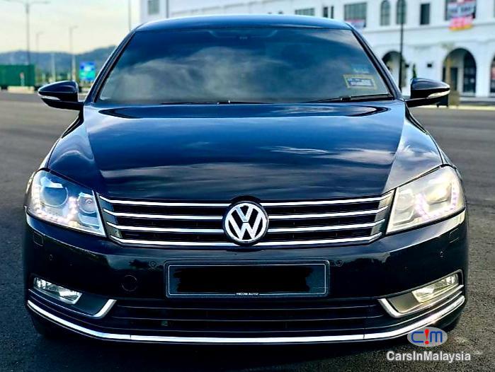 Picture of Volkswagen Passat 1.8-LITER LUXURY TURBO SPORT SEDAN Automatic 2016
