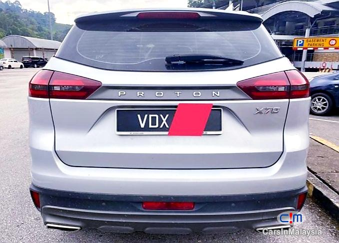 Picture of Proton X70 1.8-LITER FUEL ECONOMY FAMILY SUV Automatic 2019