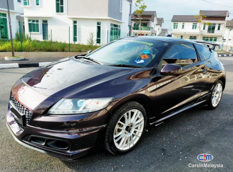 Picture of Honda CR-Z 1.5-LITER HYBRID SPORTS CAR Automatic 2013