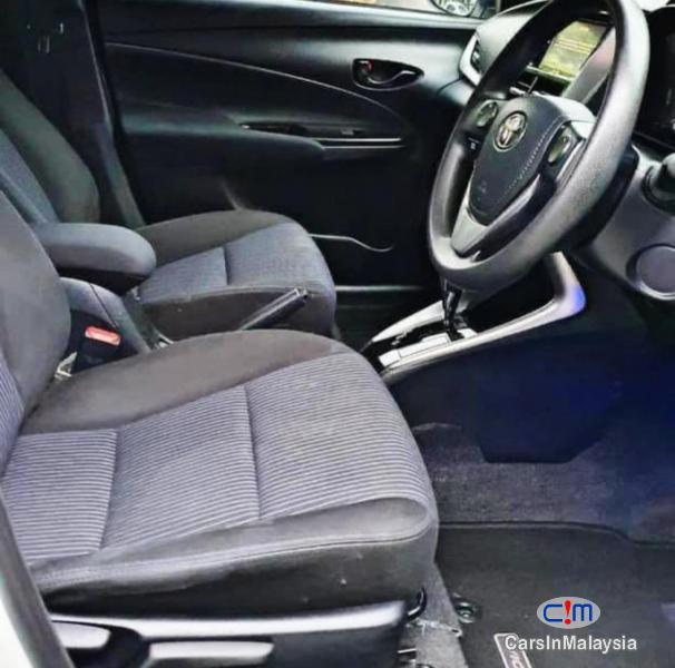 Toyota Vios 1.5-LITER SEDAN NEW MODEL FACELIFT Automatic 2020 in Malaysia