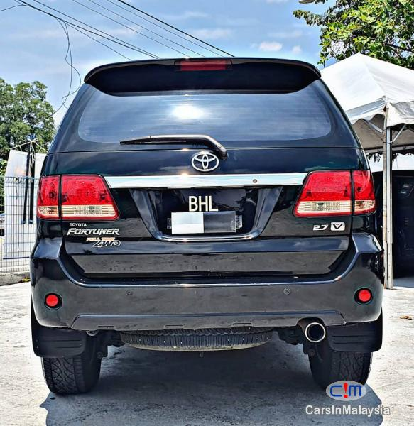 Toyota Fortuner 2.7-LITER 4WD SUV TURBO Automatic 2007 in Malaysia