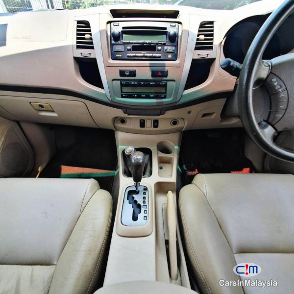 Picture of Toyota Fortuner 2.7-LITER 4WD SUV TURBO Automatic 2007 in Kuala Lumpur