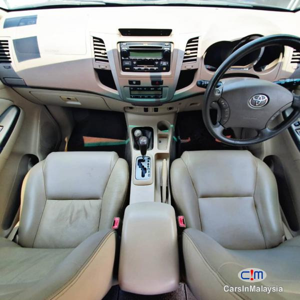 Picture of Toyota Fortuner 2.7-LITER 4WD SUV TURBO Automatic 2007 in Malaysia