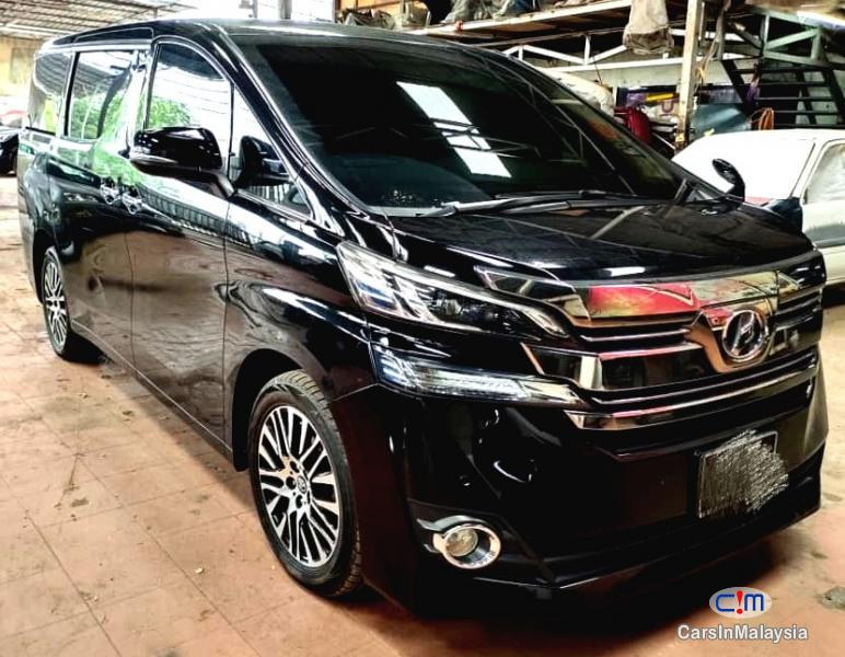 Picture of Toyota Vellfire 3.5-LITER LUXURY FAMILY MPV NEW MODEL FACELIFT Automatic 2020