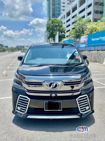 Picture of Toyota Vellfire 2.5-LITER LUXURY FAMILY MPV 7 SEATERS Automatic 2016