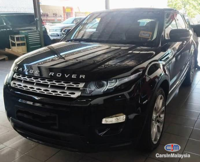 Picture of Land Rover Range Rover Evoque 2.0-LITER LUXURY SPORT SUV Automatic 2011