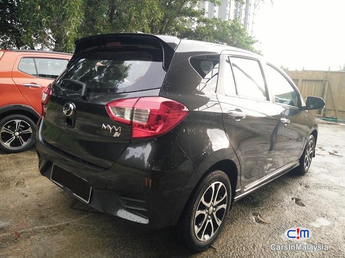 Perodua Myvi Automatic 2021 in Malaysia