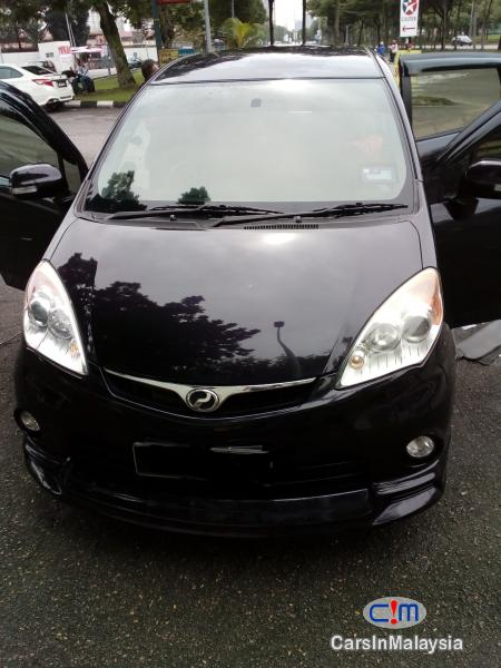 Picture of Perodua Alza Automatic 2012