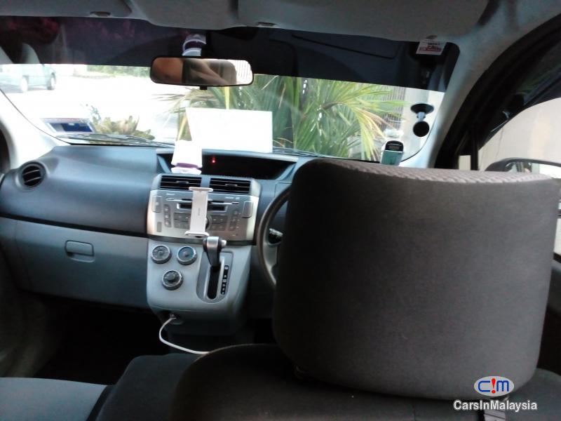 Perodua Alza Automatic 2012