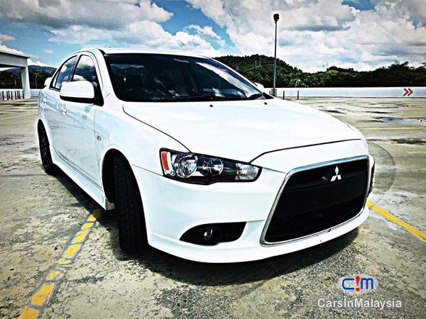 Picture of Mitsubishi Lancer Automatic 2012