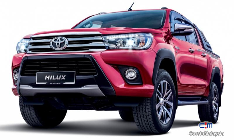 Picture of Toyota Hilux 2.4 G 4X4 Automatic 2017