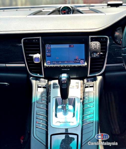Porsche Panamera 3.6-LITER LUXURY SUPER SPORT CAR Automatic 2014 in Malaysia - image