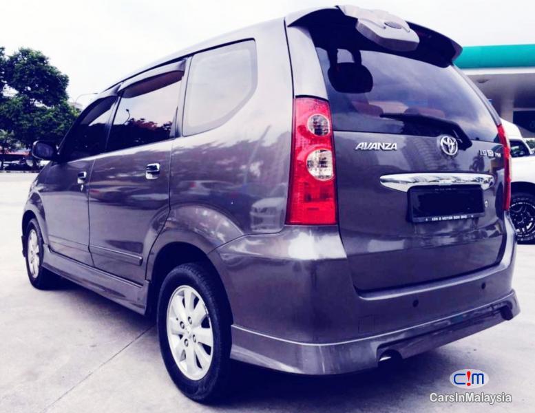 Picture of Toyota Avanza 1.5-LITER 7 SEAT FAMILY ECONOMY MPV Automatic 2007