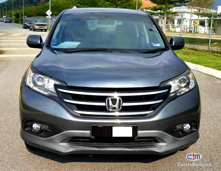 Picture of Honda CR-V 2.0-LITER LUXURY FAMILY SUV Automatic 2013