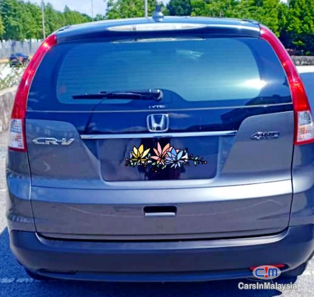 Honda CR-V 2.0-LITER LUXURY FAMILY SUV Automatic 2013 in Selangor