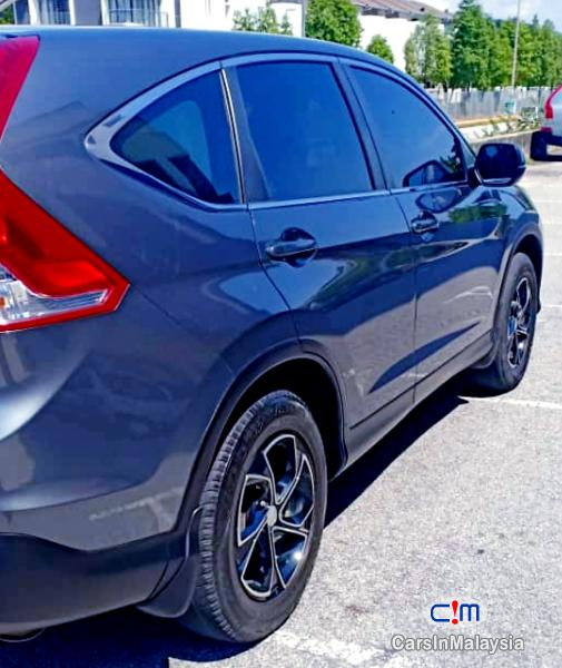 Picture of Honda CR-V 2.0-LITER LUXURY FAMILY SUV Automatic 2013 in Selangor