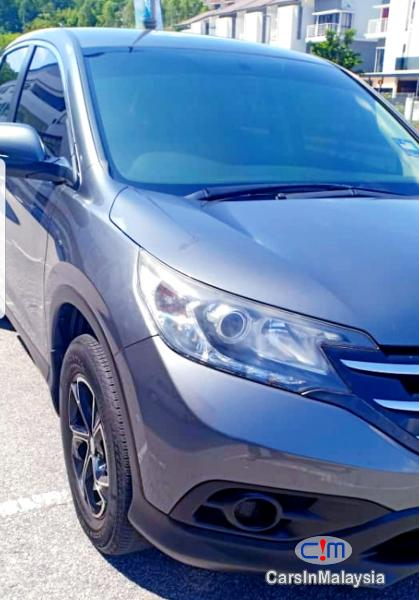 Picture of Honda CR-V 2.0-LITER LUXURY FAMILY SUV Automatic 2013 in Malaysia