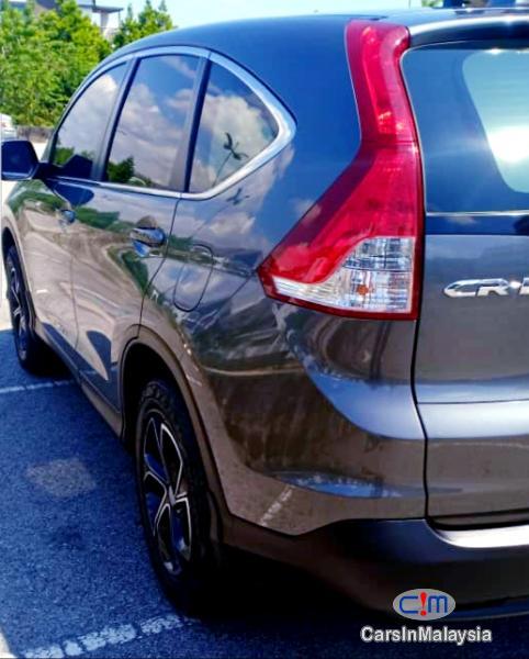 Honda CR-V 2.0-LITER LUXURY FAMILY SUV Automatic 2013 in Selangor - image