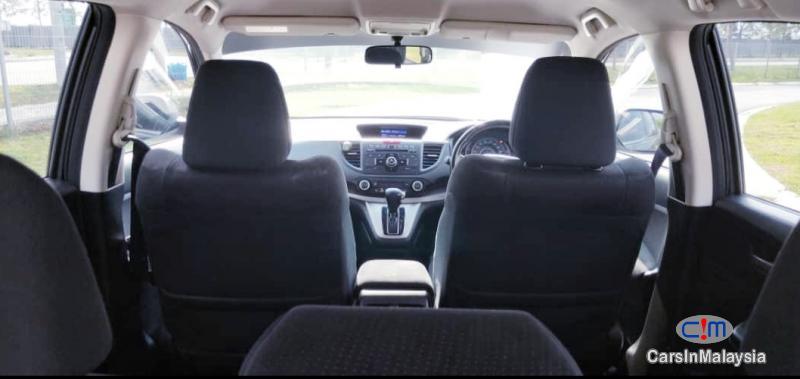 Honda CR-V 2.0-LITER LUXURY FAMILY SUV Automatic 2013 in Malaysia - image