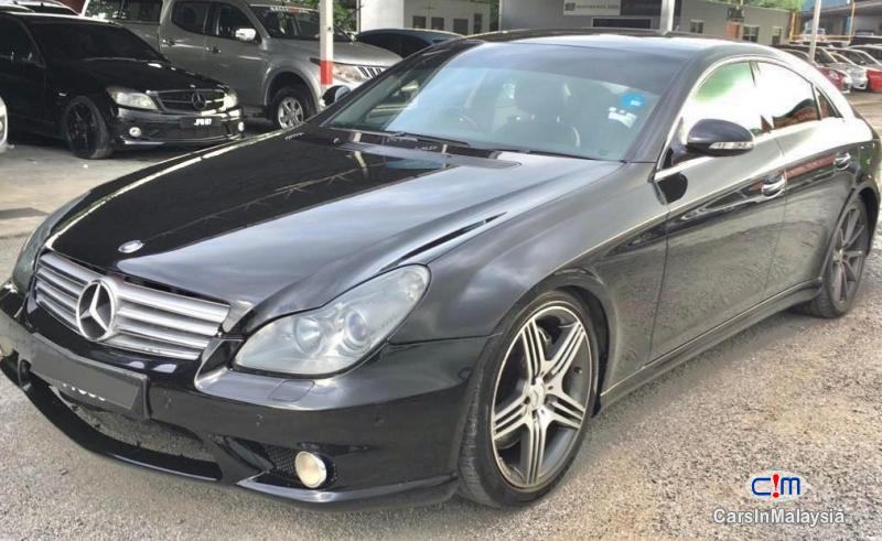 Mercedes Benz CLS 350 3.5-LITER LUXURY SEDAN Automatic 2006 in Malaysia
