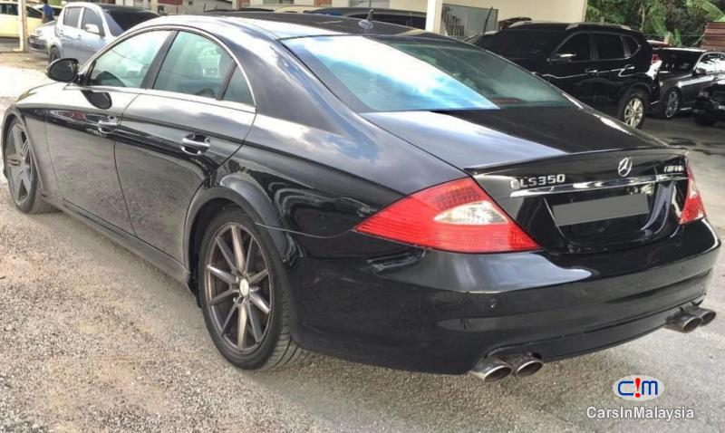 Picture of Mercedes Benz CLS 350 3.5-LITER LUXURY SEDAN Automatic 2006 in Malaysia