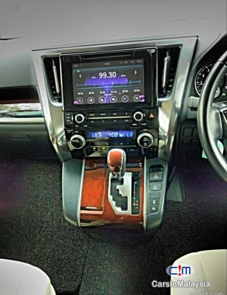 Toyota Alphard 2.5-LITER LUXURY FAMILY MPV Automatic 2015 - image 18