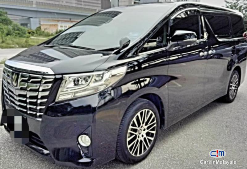 Picture of Toyota Alphard 2.5-LITER LUXURY FAMILY MPV Automatic 2015