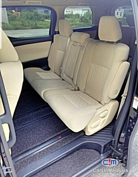 Toyota Alphard 2.5-LITER LUXURY FAMILY MPV Automatic 2015 - image 9