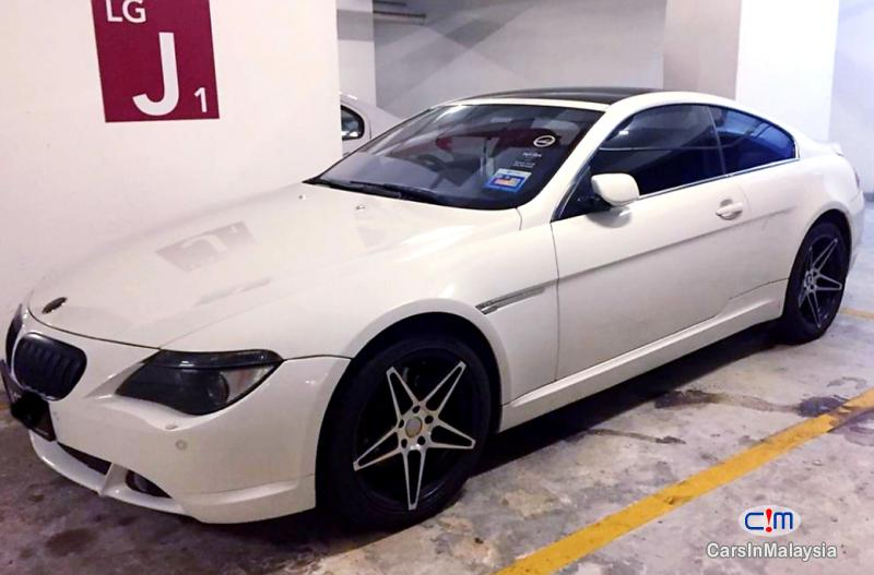 Picture of BMW 6 Series 4.4-LITER LUXURY COUPE SPORTBACK Automatic 2004