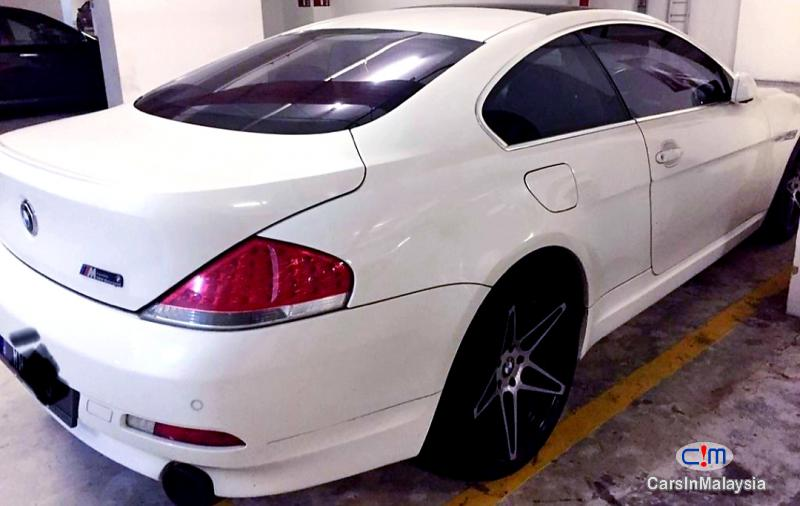 BMW 6 Series 4.4-LITER LUXURY COUPE SPORTBACK Automatic 2004
