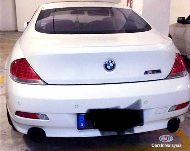 BMW 6 Series 4.4-LITER LUXURY COUPE SPORTBACK Automatic 2004 in Malaysia