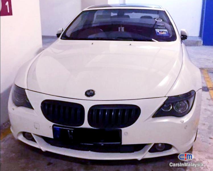Picture of BMW 6 Series 4.4-LITER LUXURY COUPE SPORTBACK Automatic 2004 in Kuala Lumpur