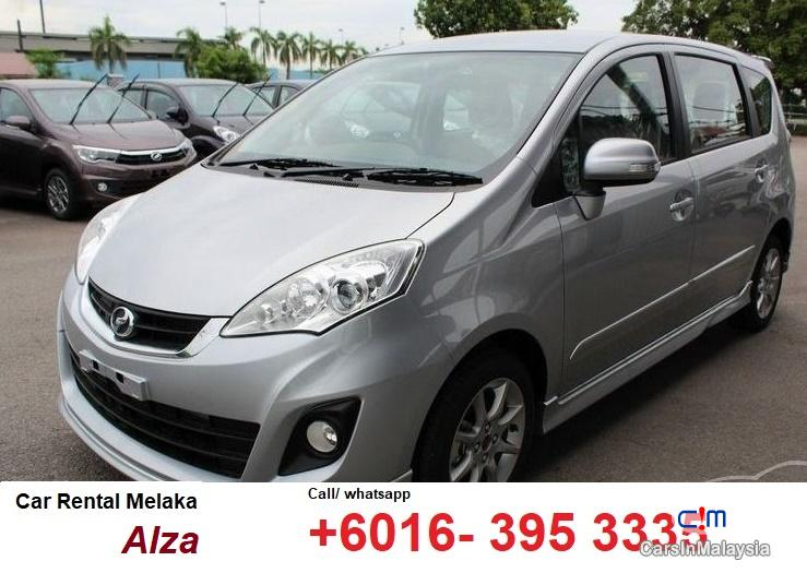 Picture of Perodua Alza Automatic 2018