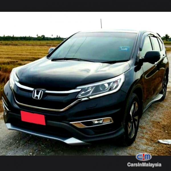 Honda CR-V 2.0 I-Vtec Automatic 2016