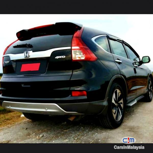 Honda CR-V 2.0 I-Vtec Automatic 2016 in Selangor