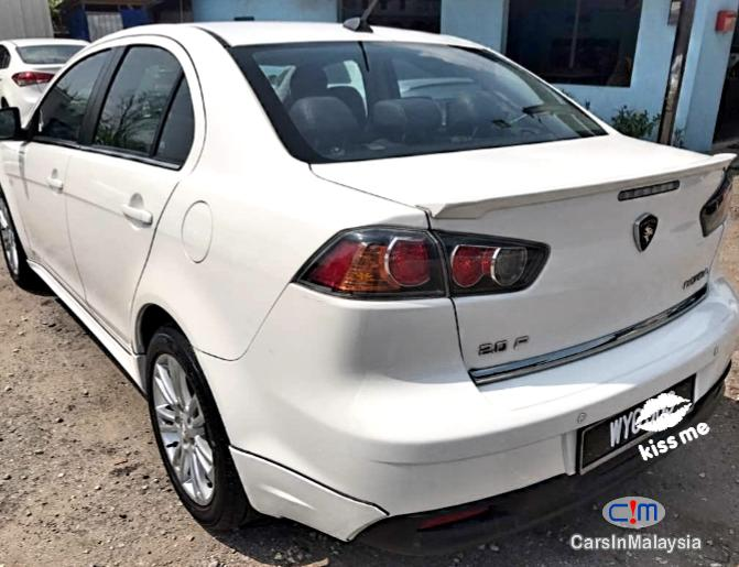 Pictures of Proton Inspira 2.0 High Spec Automatic 2013