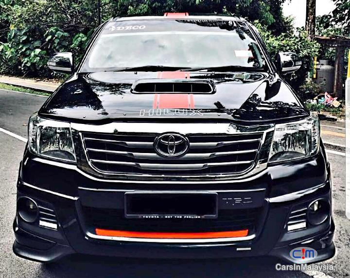 Picture of Toyota Hilux 4WD TRD SPORTIVO Automatic 2016