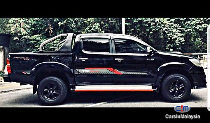 Toyota Hilux 4WD TRD SPORTIVO Automatic 2016 in Selangor