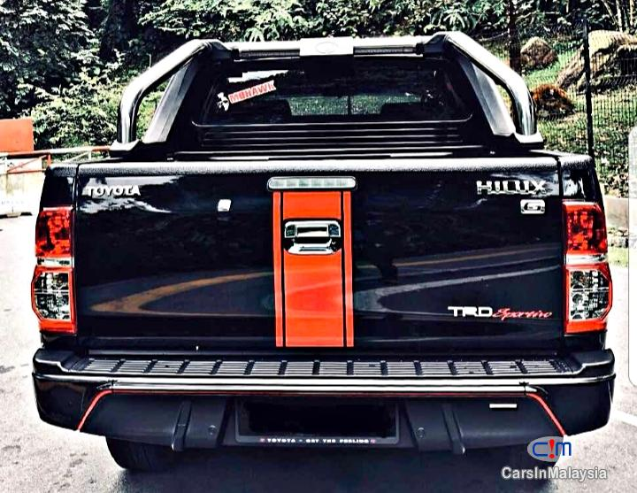 Picture of Toyota Hilux 4WD TRD SPORTIVO Automatic 2016 in Selangor