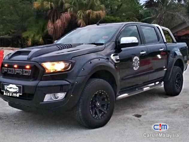 Ford Ranger 2200cc 4WD 4X4 TURBO Automatic 2016 in Selangor - image