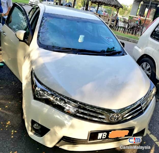 Picture of Toyota Altis New Facelift Full Spec Automatic 2015