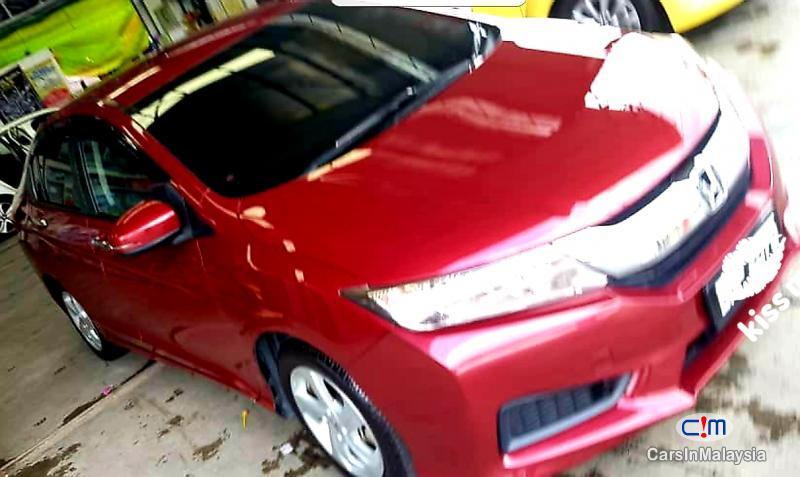 Honda City 1.5 I-Vtec New Model Facelift Automatic 2015 in Selangor