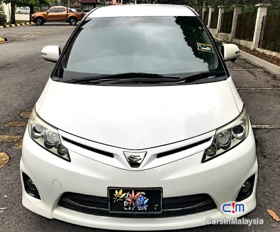 Picture of Toyota Estima 2.0-LITER LUXURY FAMILY MPV Automatic 2009
