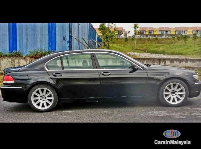 BMW 7 Series VIP LIMOUSINE LUXURY Automatic 2004 - image 11