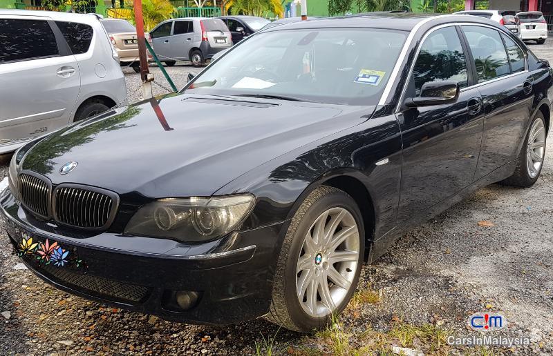 BMW 7 Series VIP LIMOUSINE LUXURY Automatic 2004 in Selangor